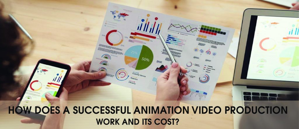 HOW DOES A SUCCESSFUL ANIMATION VIDEO PRODUCTION WORK AND ITS COST?